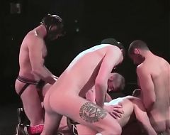 raw fuck club rough gang bang