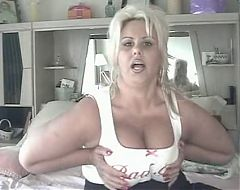 Blond Mature Mama With Big Boobs - negrofloripa