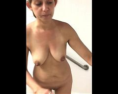 Horny Full Frontal Milf Walking Naked To You - Dana da Silva