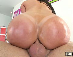 TRUE ANAL MILF Kendra Lust back for another ass fucking